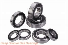 180 mm x 225 mm x 22 mm  KOYO 6836Z deep groove ball bearings