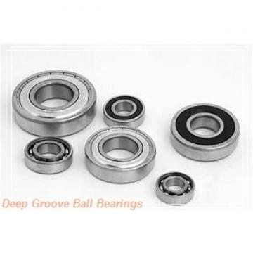 INA GE45-KLL-B deep groove ball bearings