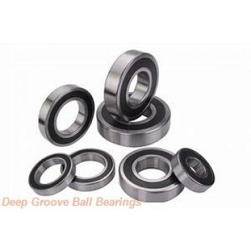 65 mm x 100 mm x 18 mm  FBJ 6013 deep groove ball bearings