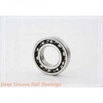 60 mm x 110 mm x 22 mm  SKF 6212/VA201 deep groove ball bearings