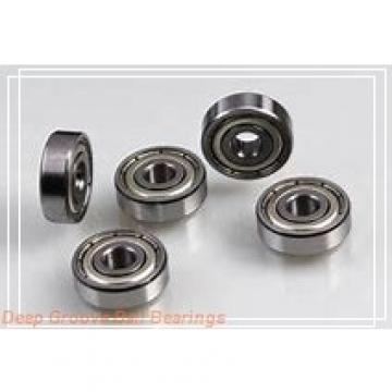 Toyana 62212-2RS deep groove ball bearings