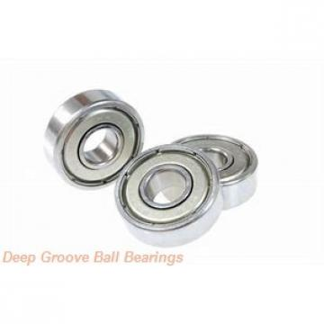 10 mm x 30 mm x 9 mm  KOYO 3NC6200MD4 deep groove ball bearings