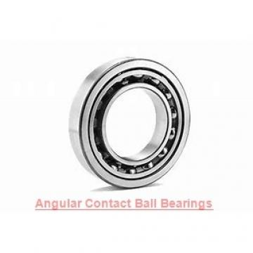 50,8 mm x 63,5 mm x 6,35 mm  KOYO KAA020 angular contact ball bearings