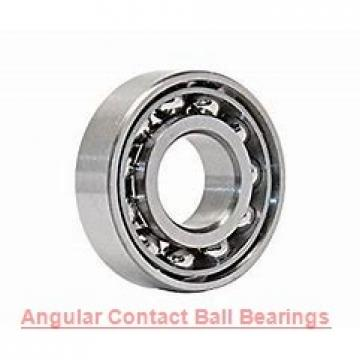 42 mm x 80 mm x 38 mm  PFI PW42800038CSHD angular contact ball bearings