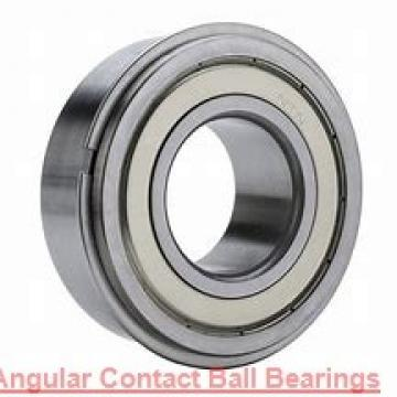 75 mm x 105 mm x 16 mm  NSK 75BER19H angular contact ball bearings