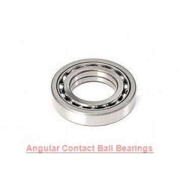 60 mm x 110 mm x 22 mm  SKF QJ212MA angular contact ball bearings