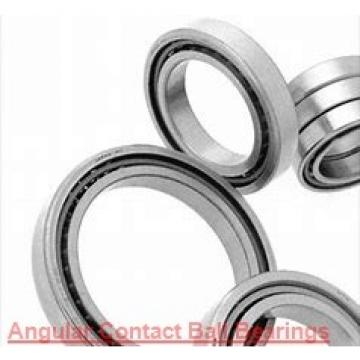 75 mm x 160 mm x 37 mm  ISB 7315 B angular contact ball bearings