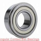 60 mm x 130 mm x 54 mm  NSK 5312 angular contact ball bearings