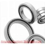 12 mm x 28 mm x 16 mm  SNR ML7001CVDUJ74S angular contact ball bearings